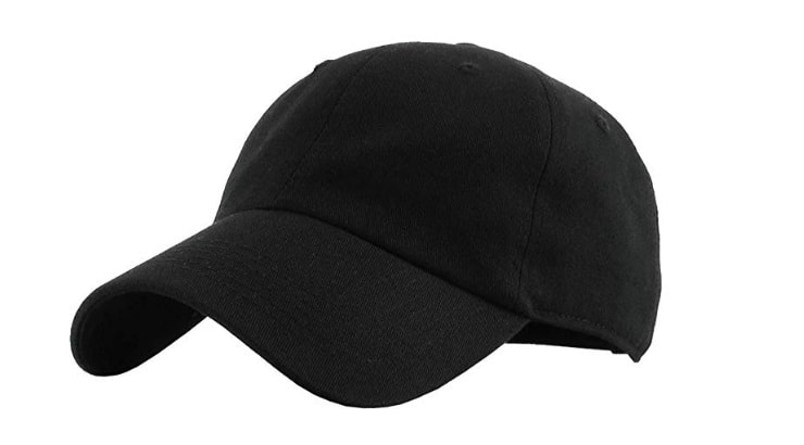 Baseball caps are a go-to hat for many women, not just naturalistas.