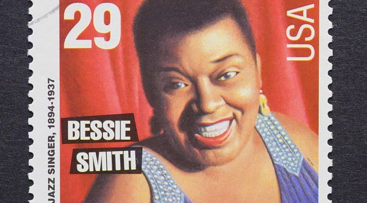 Bessie Smith was a bisexual singer who indulged in relationships with men and women.