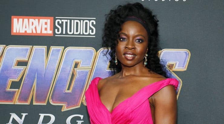 Danai Gurira, actress of The Walking Dead, received a bachelor's degree and master's degree from NYU.