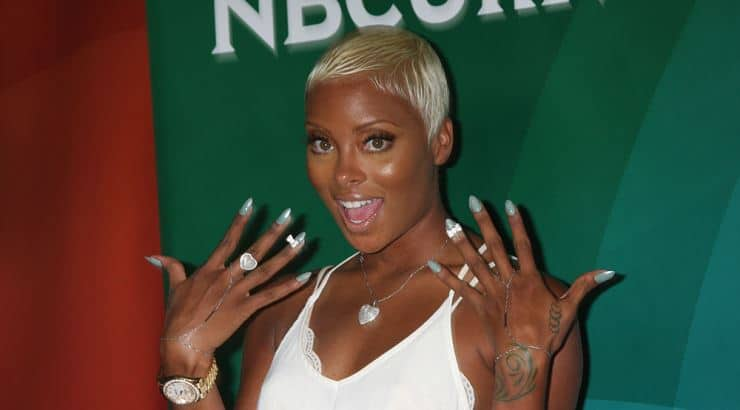 Model Eva Marcille was accepted to the HBCU Clark Atlanta University.