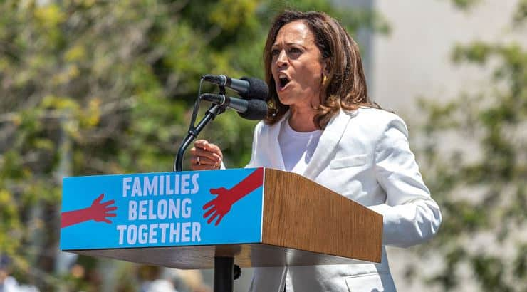 Kamala Harris has received degrees from Howard and the University of California.