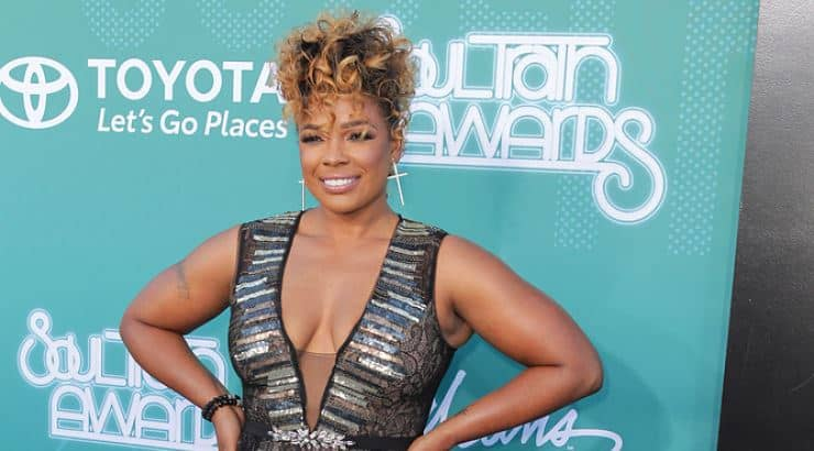 Syleena Johnson is a singer and actress who attended Drake University.