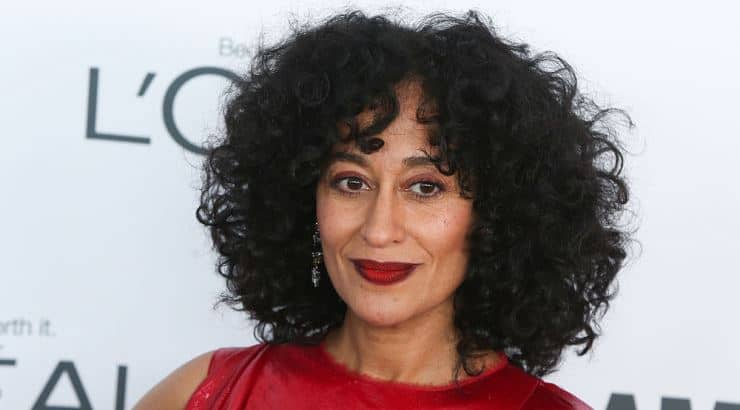 Tracee Ellis Ross studied theater at Brown University.