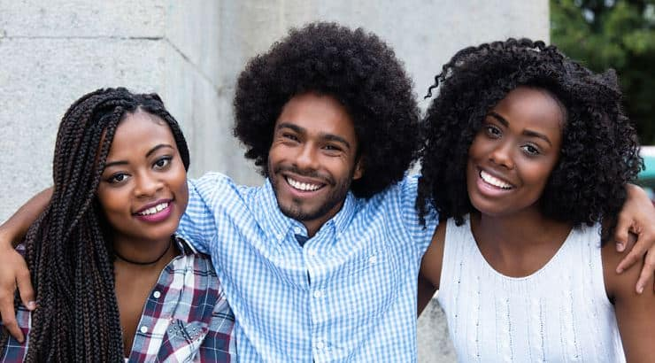 There are quite a few common last names among African-American and Caribbean people while fewer Africans share the same last name.