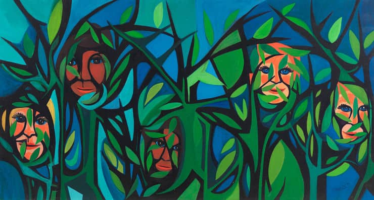 Faith Ringgold is a black female artists with 75 awards and 22 Honorary Doctorates in Fine Arts.