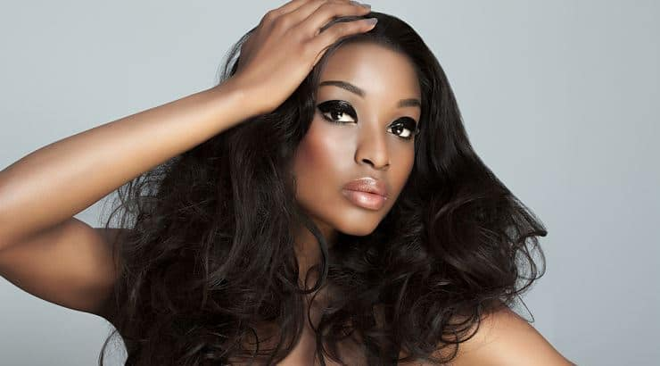 Relaxers can contain harsh chemicals that can damage the hair.