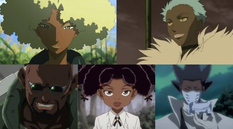 24 Best Black Anime Characters; We List Dark Skin Female & Male Manga Stars