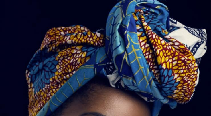Amyang Fashun is a black owned brand that supports local African artisans.