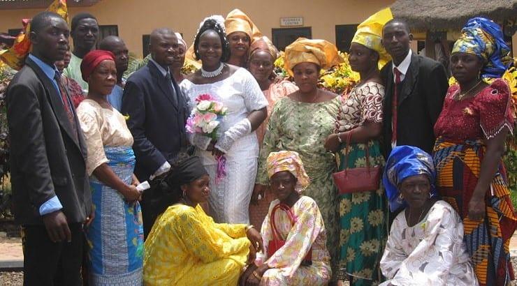 Traditional Nigerian Weddings