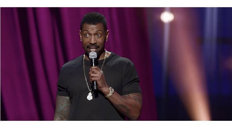 Deon Cole rose to fame on TV shows like Black-ish before he landed his own Netflix special.