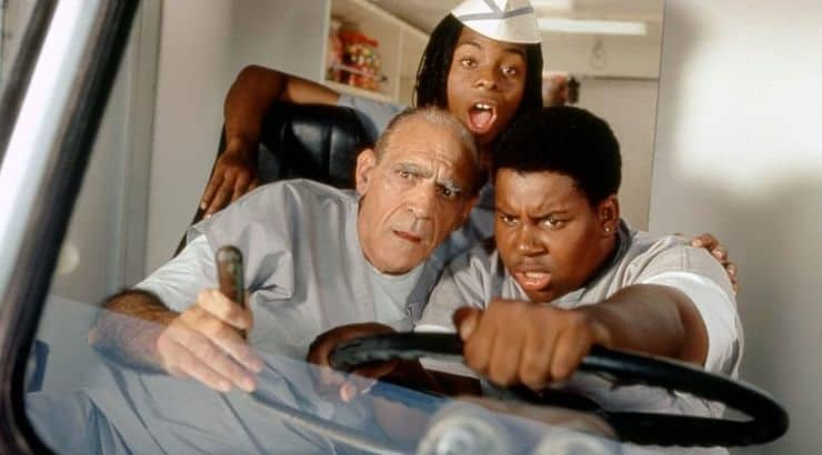 """""""Good Burger"""" stars Kenan Thompson and Kel Mitchell and is based on the sketch from Nickelodeon show """"All That."""""""
