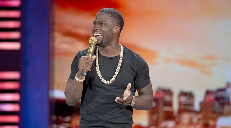 Comedian Kevin Hart began his career making small appearances on films before becoming one of the most popular comedians of this time.
