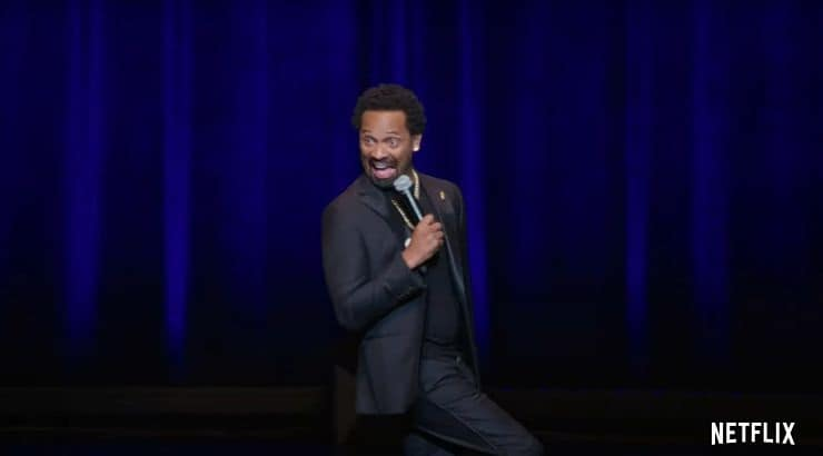 Mike Epps is a stand-up comedian who's appeared in numerous comedy TV show and movies while appearing in his own stand-up specials.