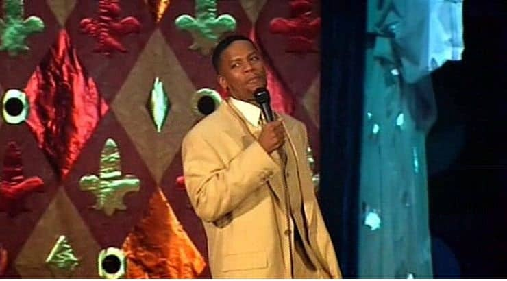 The Original Kings of Comedy consist of acts from Steve Harvey, Cedric the Entertainer, Bernie Mac, and more.