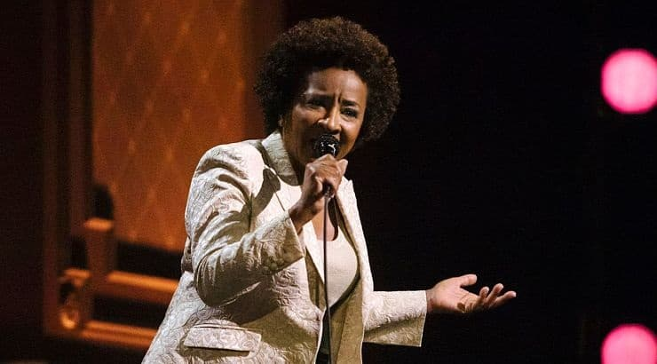 Wanda Sykes was a comedic writer for comedians like Chris Rock before branching out into her own career.