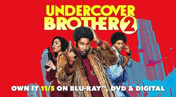 Undercover Brother 2 is a sequel of the 2002 film and follows the title character's brother as Undercover Brother sleeps in a coma.