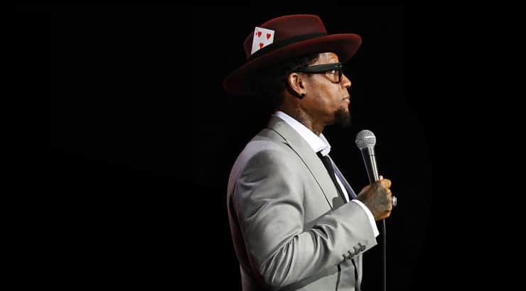 In 2018, D.L. Hughley appeared in his own Netflix stand up special where he discusses politics and pop culture.