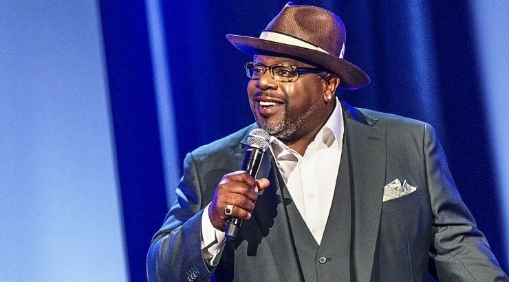 """Cedric the Entertainer is a black comedian who has appeared in his own Netflix stand up special """"Live from the Ville."""""""