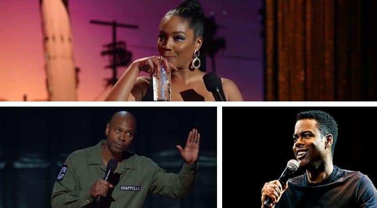Best Black Stand Up Comedians With Netflix Comedy Specials