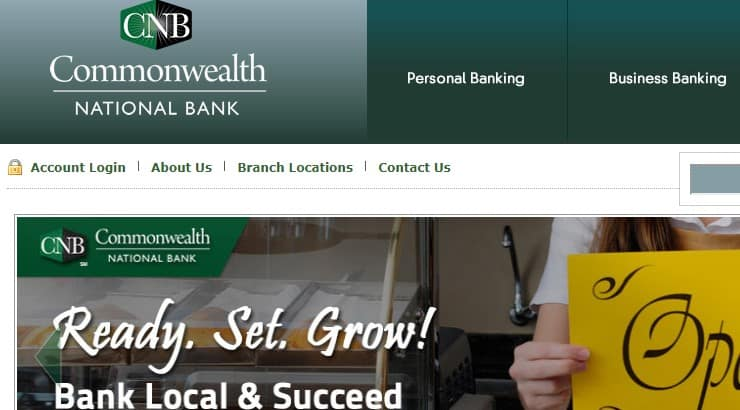 Commonwealth National Bank is a smaller black owned institution with locations around Alabama.