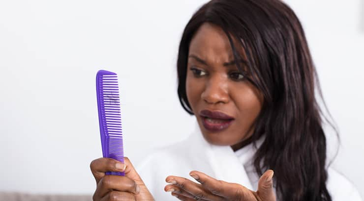 Thinning Black Hair, What To Do When Your Afro Hair Starts Breaking Off