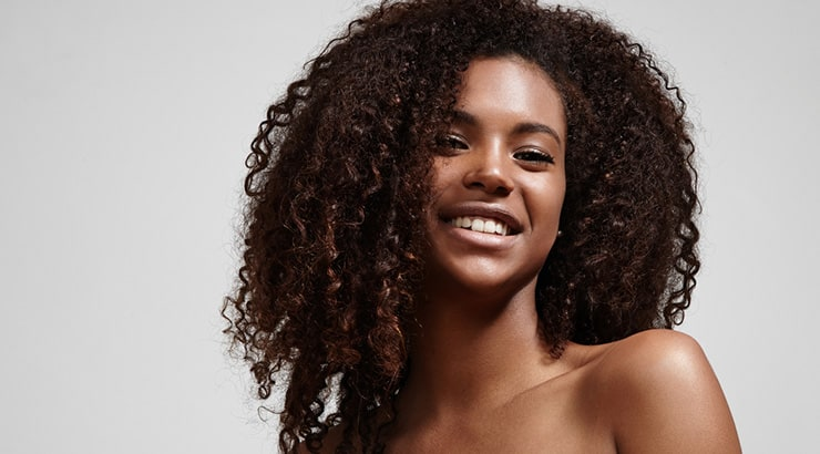 Black Girl Learning What Is The Curly Girl Method Is, And How To Do It