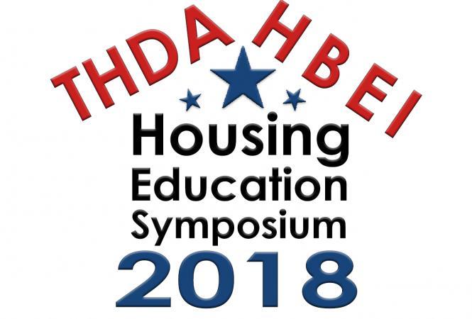 2018 Housing Education Symposium Resources