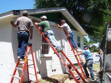 THDA opens home repair program to more rural homeowners