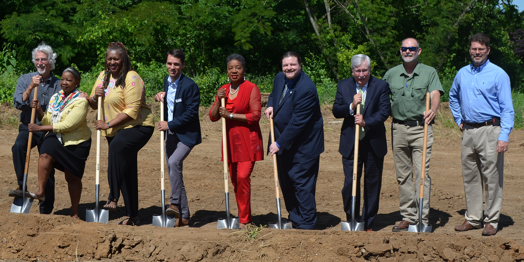 Affordable Housing Complex for Seniors Breaks Ground