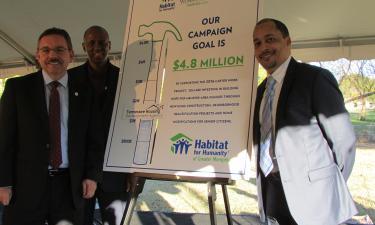 THDA Issues $1 Million Challenge to Memphis Habitat