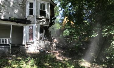 Jackson begins demolition under Blight Elimination Program