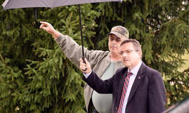 THDA Surveys Claiborne County Tornado Recovery