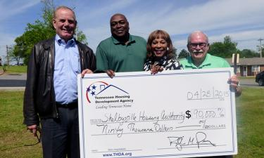 Shelbyville Housing Authority awarded Housing Trust Fund grant