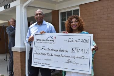 THDA taps new federal funding to boost Franklin affordable housing plan