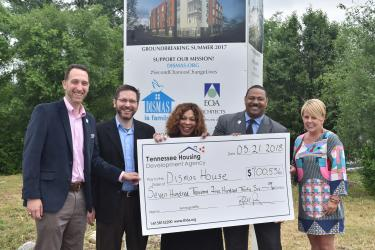 Dismas House secures $700,000 THDA grant