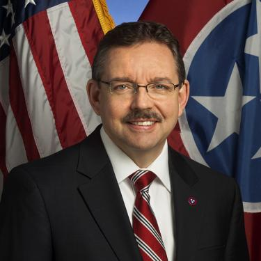 Perrey Elected NCSHA Vice President