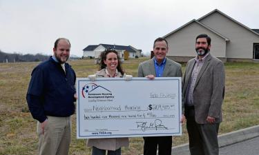 Knoxville Housing Organizations Receive Grant