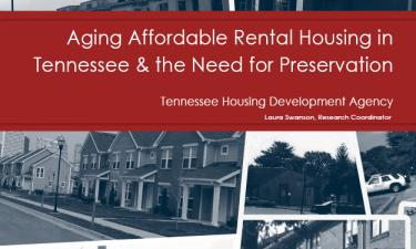 THDA releases study on age of affordable housing units, preservation needs
