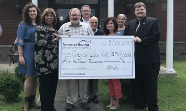 THDA awards $8.25 million in housing repair grants in 16 counties