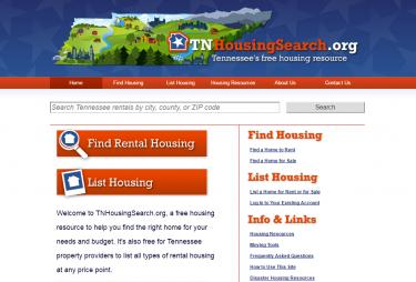Sevier residents can seek rental housing at TNHousingSearch.com