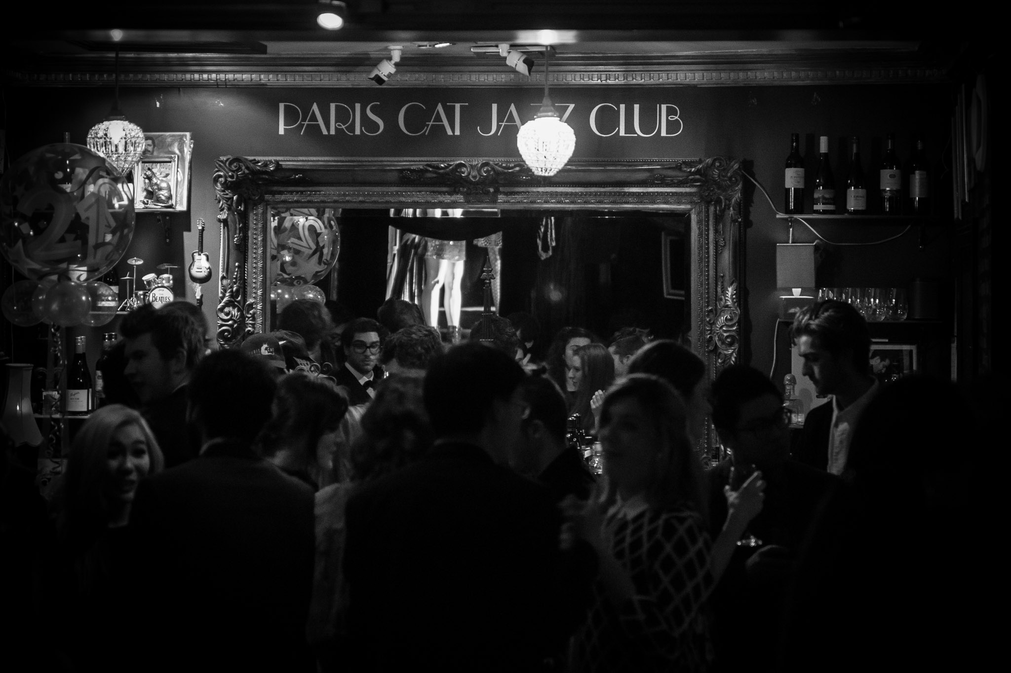 The Paris Cat: Striking a chord, and turning hot jazz into cool cash