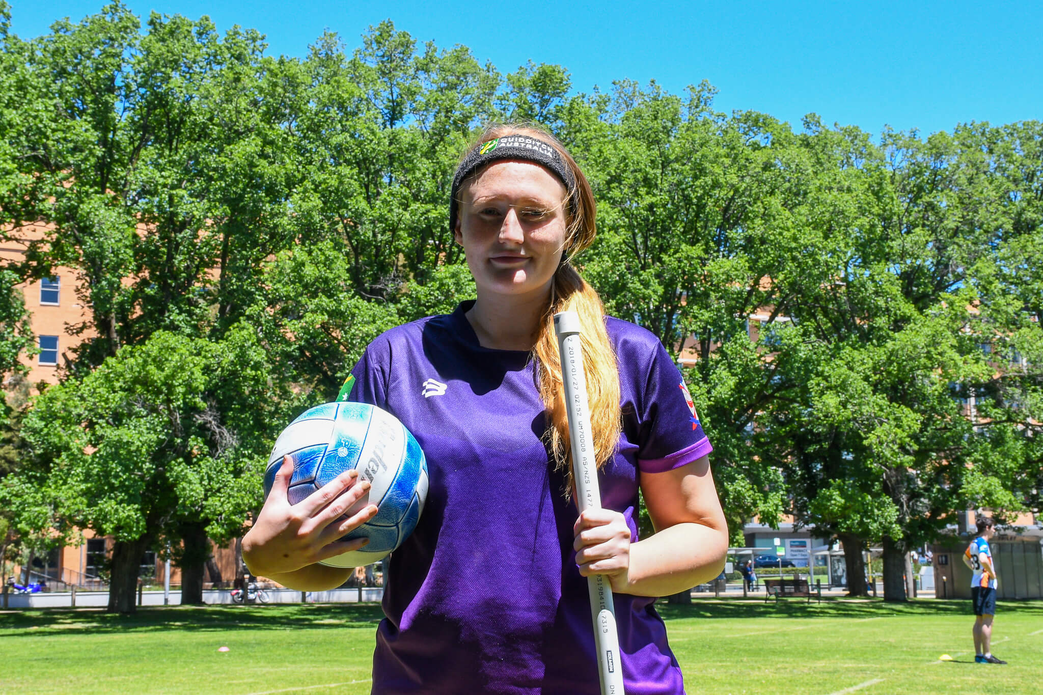 It's quidditch finals season, and the big men – and women – fly