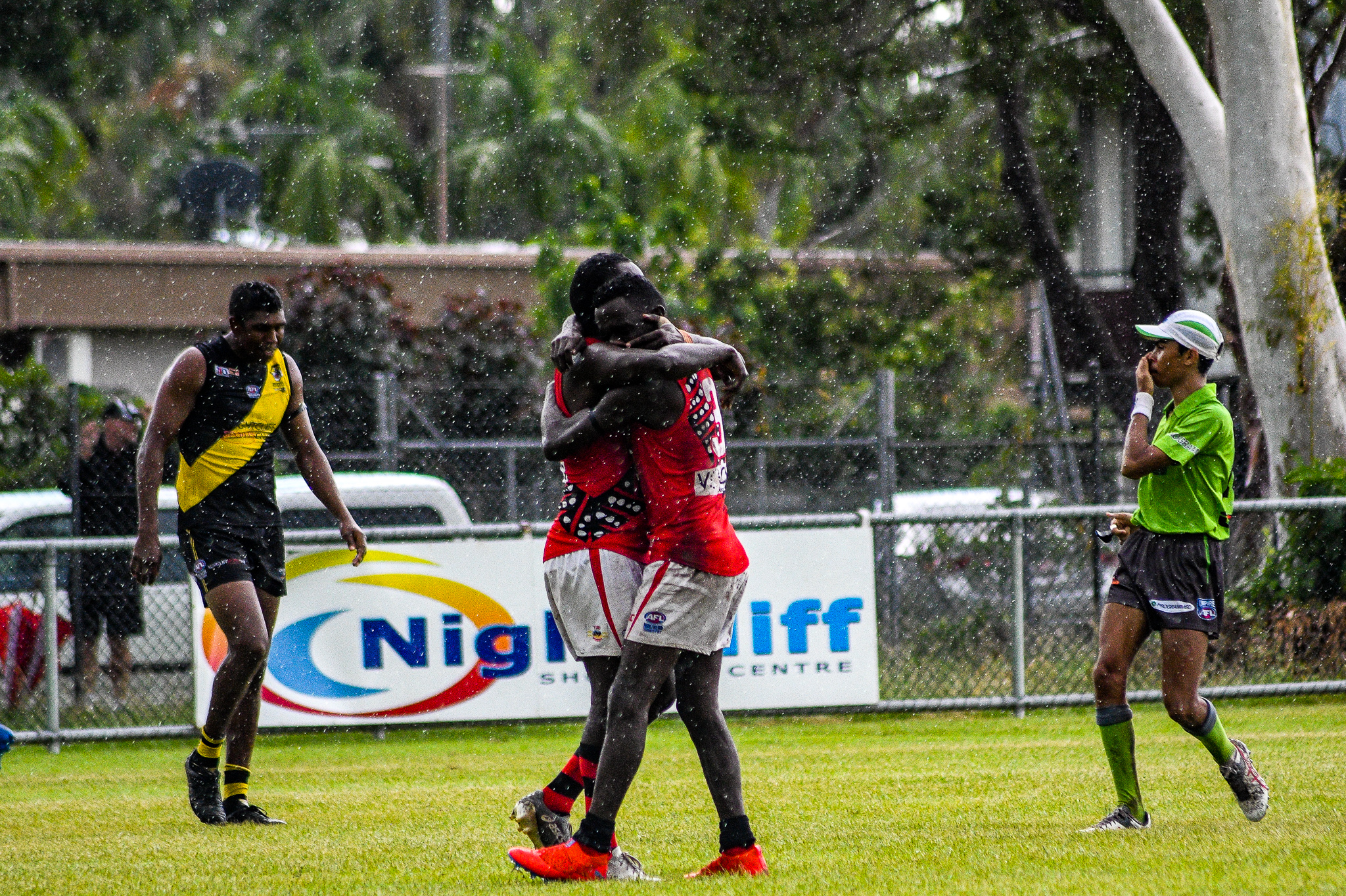 More than a game in the Tiwi Islands, footy helps heal a hurting community