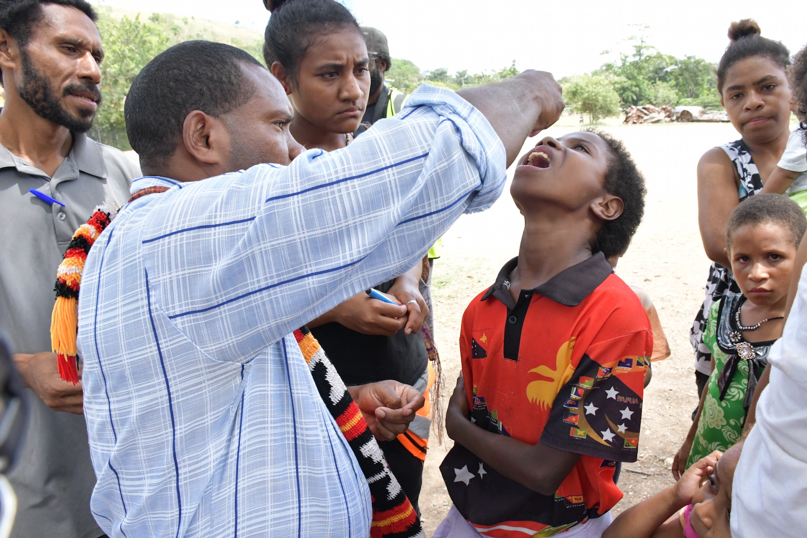 Hopes polio emergency may deliver a silver lining for health in PNG