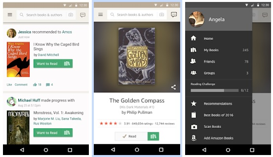 goodreads is beta testing a new android app the digital reader