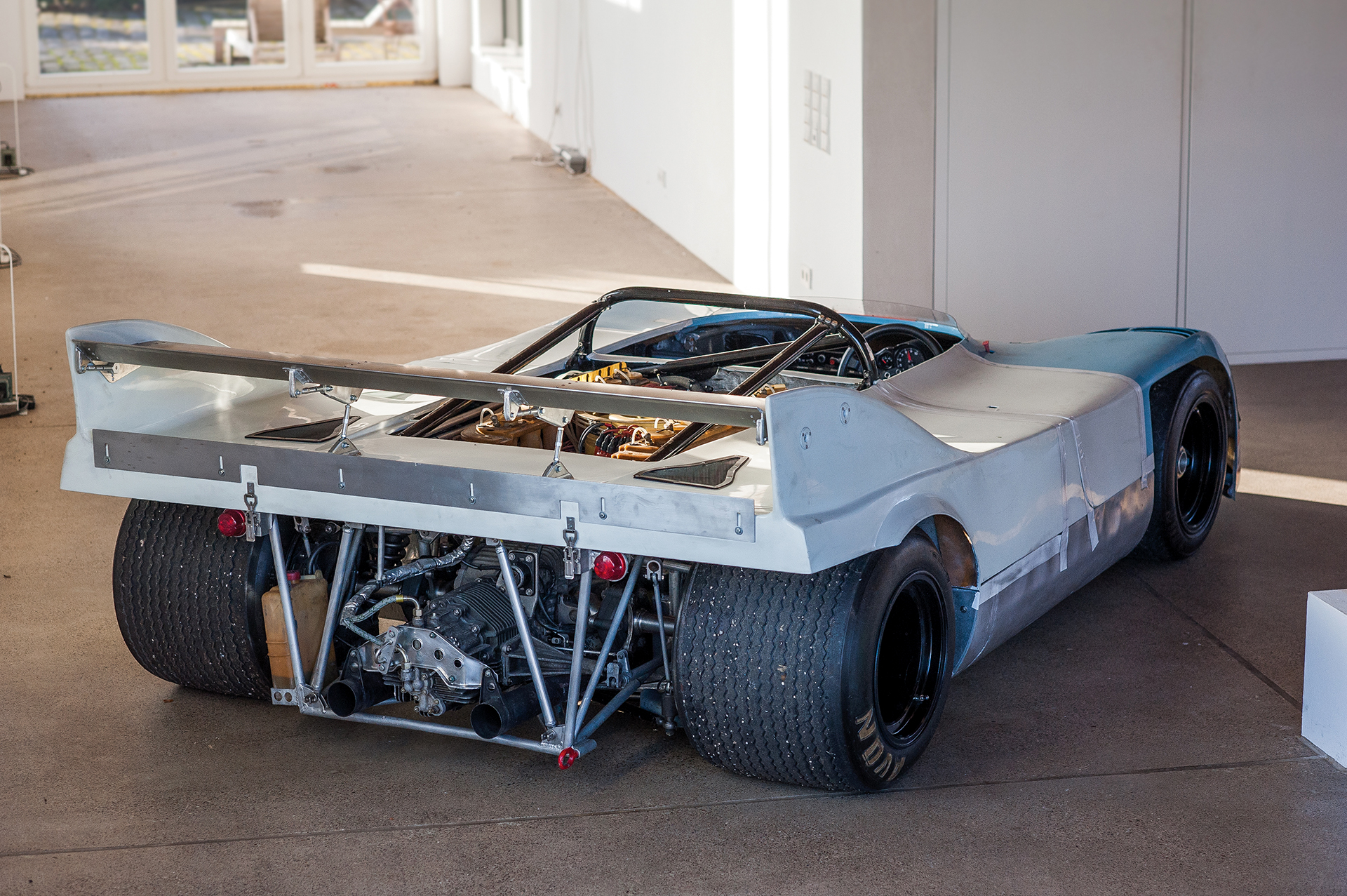 Porsche s First 917 Can Am Spyder To Sell For Up To $6 Million The