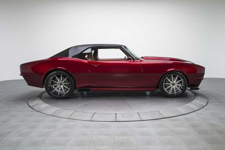 Is This Restomodded 1967 Chevy Camaro Worth $300,000? - The