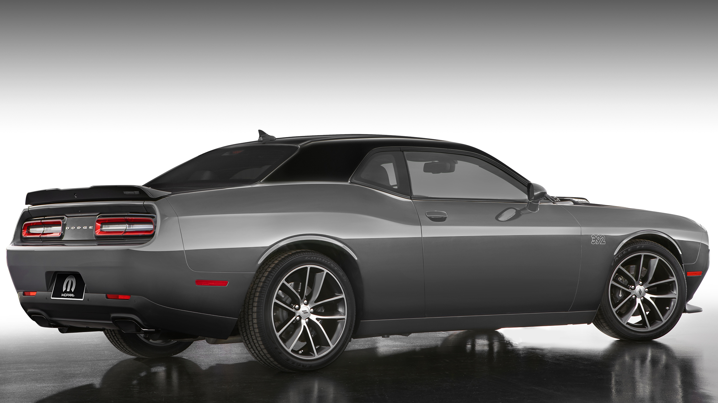Mopar 2017 Dodge Challenger at the Chicago Auto Show