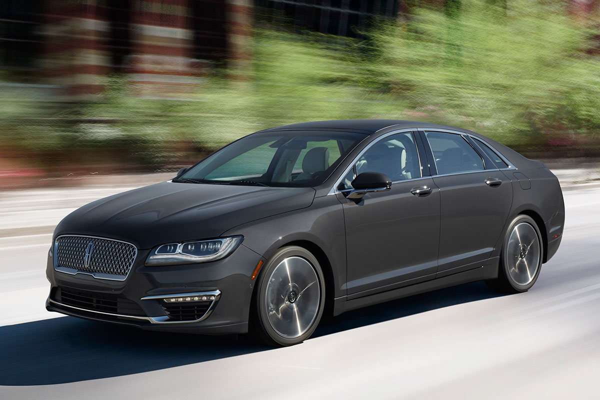 2017 Lincoln Mkz 3 0tt Black Label Is The Fastest Fanciest Fusion