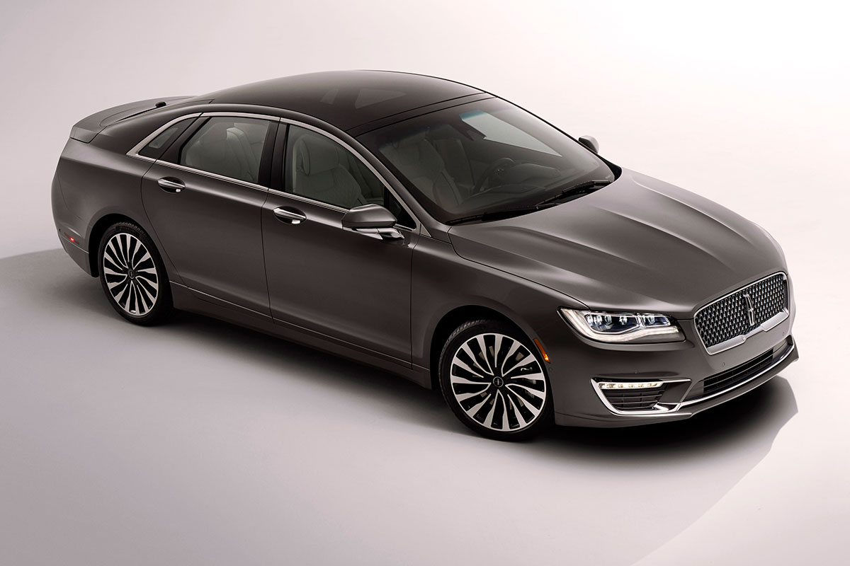 2017 Lincoln MKZ 3.0TT Black Label Is the Fastest, Fanciest Fusion ...